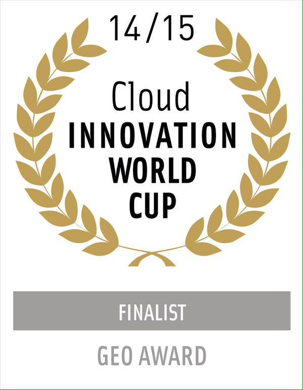Cloud Innovation World Cup Finalist